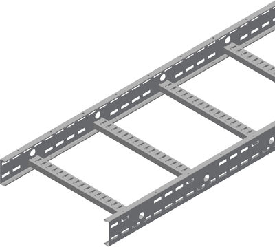 CABLE LADDER TOE100-500 3M A4