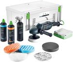 Polermaskin Festool RAP 150-21 FE-Set