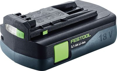 Batteri Festool BP 18 Li 3,1 C
